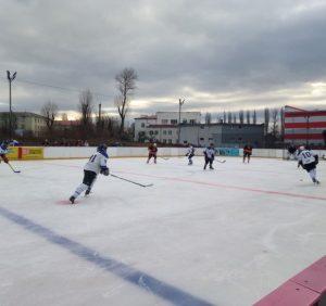 В Ужгород повернувся хокей і ковзани – сезон розпочато