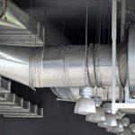 Особенности обустройства промышленных вентиляционных систем