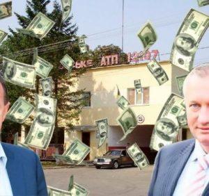 В 2018 році фірма мера Ужгорода та його брата отримала з бюджету міста 6 мільйонів гривень (відео)