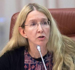 Закарпаття з робочим візитом відвідає в.о. міністра охорони здоров'я Уляна Супрун