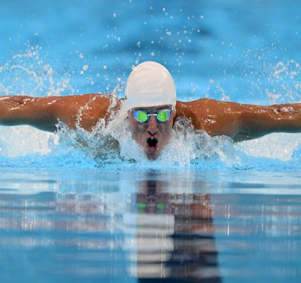 На відкритій першості Ужгорода з плавання визначатимуть дівчат та юнаків у збірну на Чемпіонат України