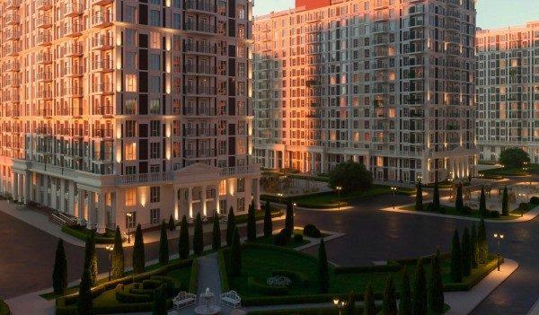 Новостройки в Голосеевском районе – столичная жизнь без шума и суеты