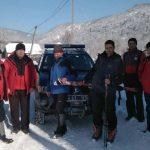 Рятувальники знайшли туриста, що заблукав на схилах Гимби