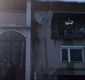 У Рахівському районі врятуватися від вогню 6-річній дівчинці допоміг родич