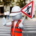 До уваги водіїв Ужгорода! Ремонтні роботи на перехресті вулиць Бачинського та Другетів