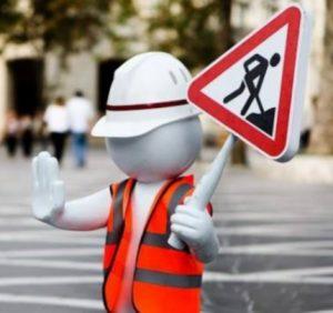 До уваги водіїв Ужгорода: зміна руху на площі Петефі (відео)