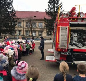 Вчити правила пожежної безпеки треба змалечку – впевнені рятувальники Закарпаття