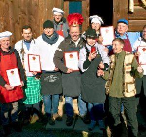 «Королі смаку»: за найкращий голасли в Ужгороді змагалися 6 кулінарів