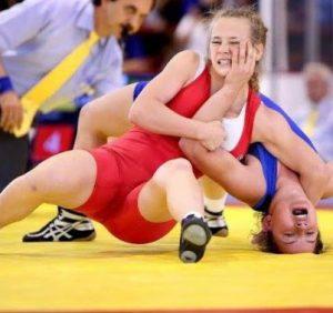 """Закарпатка виборола """"золото"""" на престижному міжнародному турнірі з вільної боротьби"""