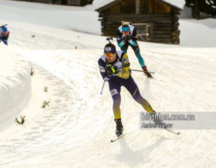 ЧЕ-2019 по биатлону. Украина заняла 11-е место в одиночном супермиксте
