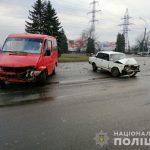 ДТП на околиці Мукачева. Є постраждалі