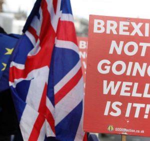 Британія оголосила плани щодо кордону в разі виходу з ЄС без угоди