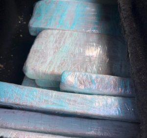 Оголошено про підозру іноземцю, якого затримали при спробі контрабанди понад 30 кг героїну