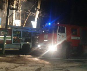 У туристичному Шаяні спалахнув ресторан