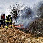В Ужгороді через загорання сухостою ледве не згорів житловий будинок