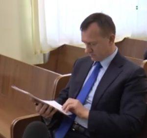 Мер Ужгорода ще на волі (відео)