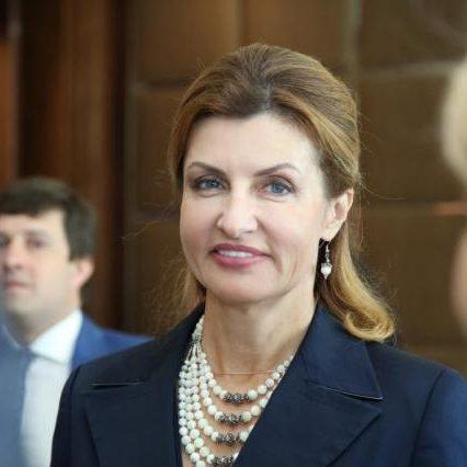 Закарпаття відвідає Марина Порошенко