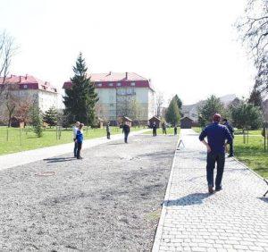У Мукачеві відбувся турнір з петанку пам'яті Володимира Гвоздя