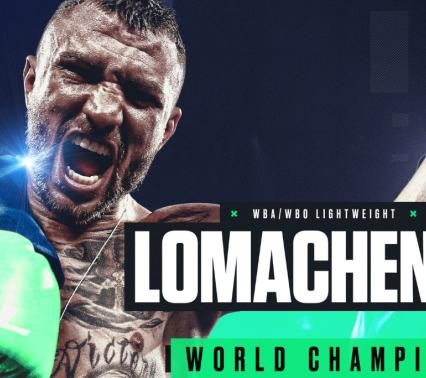 Ломаченко нокаутував Кроллу та захистив титули чемпіона світу