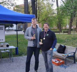 Петанкісти з Ужгорода перемогли на турнірі в Словаччині команду Кошице