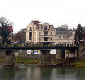 В Ужгороді зареєстрували петицію з вимогою заборонити забудову історичного ареалу міста