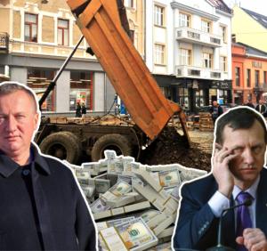 Ужгородських підприємців закликають зупинити мера-мародера (відео)