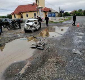 ДТП з травмованими на Мукачівщині. Поліція розпочала розслідування