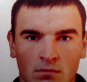 Поліція Іршавщини розшукує чоловіка (фото)