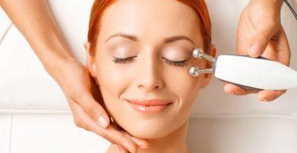 Микротоковая терапия лица