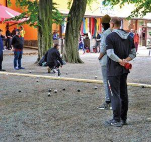 В Ужгороді відбувся один із найбільших у Центральній Європі турнірів із петанку «Сакура»