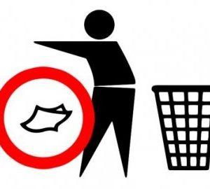 В Україні можуть ввести покарання за викинуте в неналежному місці сміття (відео)