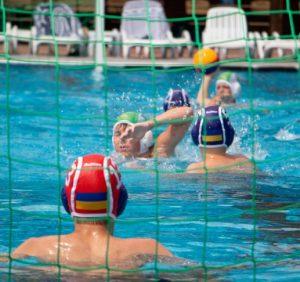 Переможцями Чемпіонату України з водного поло, що проходив в Ужгороді, стали львів'яни