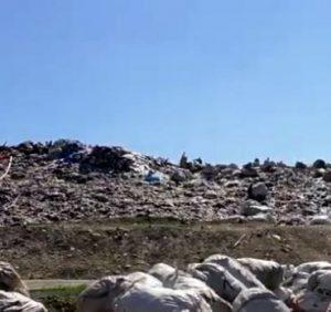 Гора сміттєзвалища в ужгородському Барвінку за рік виросла на 3 метри