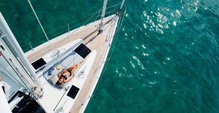 На яхте в открытое море: для гостей красавицы-Одессы