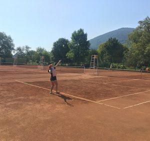 У Тячеві відбувся всеукраїнський тенісний турнір