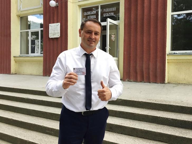Михайло Лаба: «Іду перемагати» | Новини Закарпаття