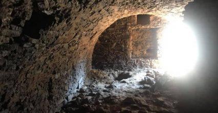 При будівельних роботах в Ужгороді знайшли старовинний підвал (ФОТО, ВІДЕО)