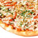 Пицца – как разновидность быстрой еды