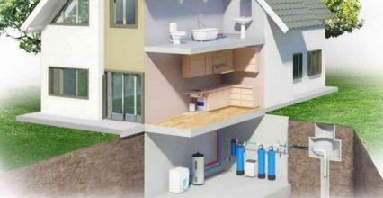 Фильтры для очищения воды дома