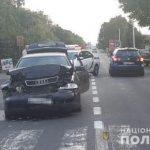 Поліція Ужгородщини встановлює обставини автопригоди, у якій загинула жінка