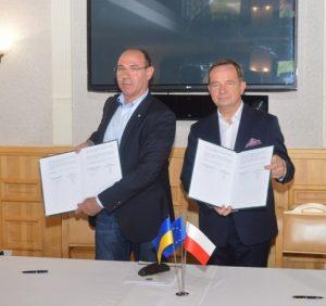 Прагнення розвивати і поглиблювати прикордонну співпрацю Закарпаття і Підкарпатського воєводства Польщі підтвердили Карпатські Дні добросусідства (ФОТО)