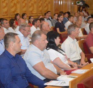 В ОДА за участі урядовців розглянули питання розвитку регіону українських Карпат