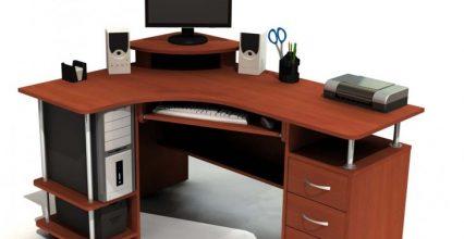 Выбор компьютерного стола для дома