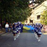Ужгород яскраво відзначає День прапора (фото, відео)