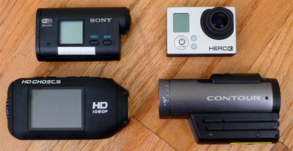 Особенности экшн-камеры