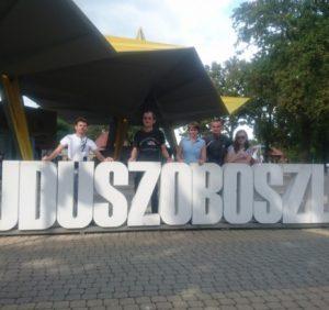 Спортсмени з особливими потребами оздоровлювались в Угорщині