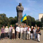 Патріотична громадськість Закарпаття відзначила День Незалежності України (фото)
