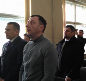 Викритий на хабарництві заступник мера Ужгорода Цап зірвав 24 судові засідання, але галасує через відпустку прокурора