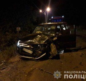 Трагедія у Виноградові: п'яний водій на «Mitsubishi Pajero» вчинив смертельну ДТП (фото)