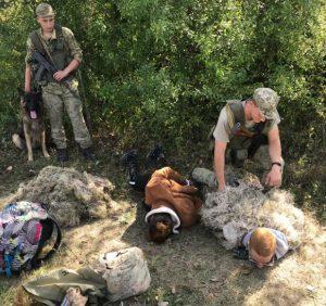 Біля українсько-словацького кордону затримали двох марокканців